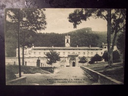 Vallombrosa (Reggello, Firenze): Antico Convento Vallombrosano. Cart. Fp Vg 192? - Firenze