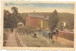 Tamines NA11: Les Moulins De Grogneau ( Péniche ) - Sambreville