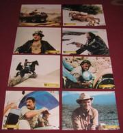 Rudolf Zehetgruber - Zwei Tolle Käfer Räumen Auf - Kathrin Oginski  8x Yugoslavian Lobby Cards - Foto's