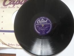Capitol Cetra - 1950   -  Cap. 85. Chuy Reyes - 78 G - Dischi Per Fonografi