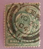 "GRANDE BRETAGNE YT 106 CAD 28/11/04 ""EDOUARD VII"" - 1902-1951 (Re)"