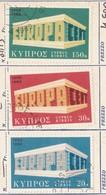 CIPRO 1969 - Francobolli EUROPA. - Usati