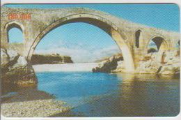 #05 - ALBANIA-12 - BRIDGE - Albania