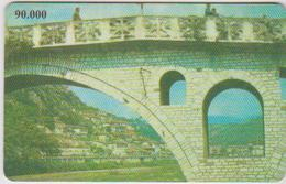 #05 - ALBANIA-13 - BRIDGE - Albania