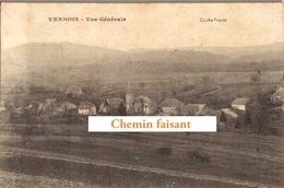 CPA- VERNOIS Vue Générale- Scans Recto-verso - Frankrijk