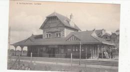 De Haan - Le Coq, La Gare, Bahnhof - De Haan