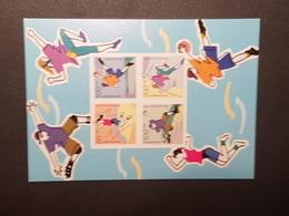 Deutschland, Für Den Sport 1997(nicht Gelaufen ); H18 - Briefmarken (Abbildungen)