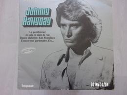 Johnny Hallyday - Disque De Platine - 12 Titres - Impact - Rock