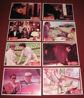 Rupert Everett GLI OCCHIALI D'ORO Valeria Golino 8x Yugoslavian Lobby Cards - Foto's