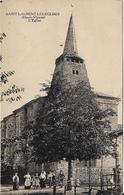 SAINT LAURENT LES EGLISES L' Eglise - France