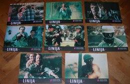 Russ Thacker PARADES Brad Sullivan  7x Yugoslavian Lobby Cards - Foto's
