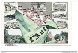 BEBE CARTE PRESSE JOURNAL L'AUTO CPA 1906 BON ETAT - Babies
