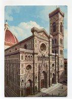 Firenze - Cattedrale - Facciata E Campanile - Non Viaggiata - (FDC14895) - Firenze