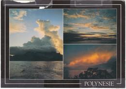 1540 CIEUX POLYNÉSIENS EN 3 VUES - French Polynesia