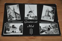 8734-   GROETEN UIT MOL - Mol