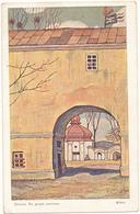 LITUANIE, Illustrateur - Wilno - Lituanie