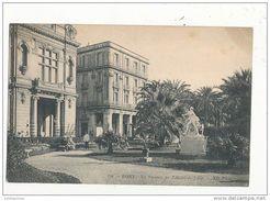 BONE ALGERIE LE SQUARE DE L HOTEL DE VILLE CPA BON ETAT - Annaba (Bône)