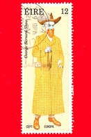 IRLANDA - Usato - 1980 - Europa - Personaggi Famosi - George Bernard Shaw, Scrittore, Drammaturgo - 12 - 1949-... Repubblica D'Irlanda