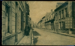 CPA  WERVICQ SUD  RUE DE FRANCE     W28 - France