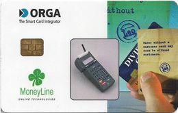 Orga MoneyLine OnLine Technologies Promo - Otras Colecciones