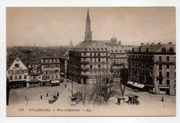 - CPA STRASBOURG (67) - Place D'Austerlitz - Editions Lévy 129 - - Strasbourg