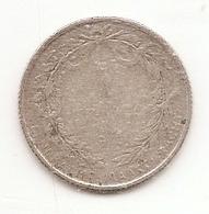 1 FRANC EN ARGENT 1910 - 07. 1 Franc