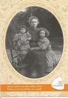 """CPM """" Marie Curie Et Ses Deux Filles Vers 1908 """" - Institut Curie 2019 - Nobelpreisträger"""