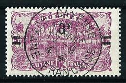 Guayana (Francesa) Nº 105a USADO - French Guiana (1886-1949)