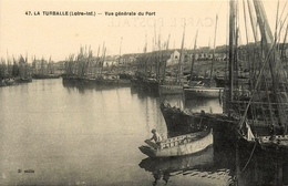 La Turballe - Vue Générale Du Port - La Turballe