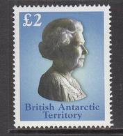 2003 British Antarctic Territory QEII Complete Set Of 1 MNH - Unused Stamps