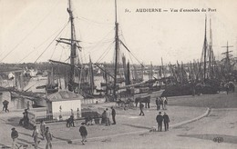 AUDIERNE: Vue D'ensemble Du Port - Audierne