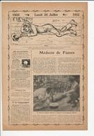 Monsieur Roeland Conseiller Municipal De Paris Et Vétérinaire Bornéo Léopard Ménagerie Marcel Opération Animal  223CH20 - Non Classificati