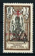 India (Francesa) Nº 178 (segunda Tirada) Nuevo* - Indien (1892-1954)