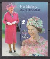 2016 British Antarctic Territory Fashion   Complete Set Of 1 MNH - Unused Stamps