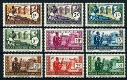 África Ecuatorial (Francesa) Nº 92/100 Nuevo* - Nuovi