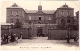 62 BULLY-GRENAY - La Direction - Bully-les-Mines - France