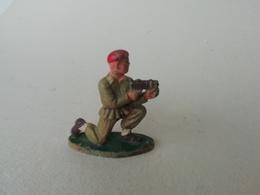 Ancien Jouet Soldat En Plastique Starlux - Starlux