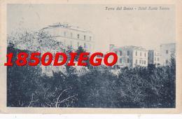 TORRE DEL GRECO - HOTEL SANTA TERESA F/PICCOLO VIAGGIATA - Torre Del Greco