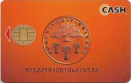 Förening Sparbanken Swedish Cash Card - Autres Collections