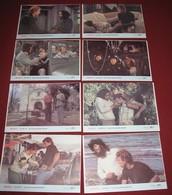 Ryan O'Neal GREEN ICE Anne Archer  8x Yugoslavian Lobby Cards - Photographs
