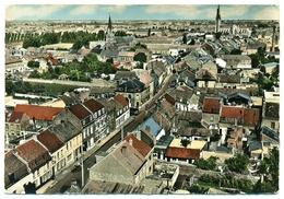 PHOTO  WERVICQ SUD  VUE AERIENNE W29 - France