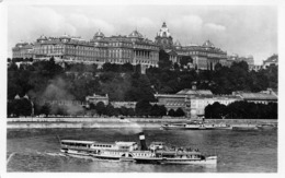 R156315 Budapest. Royal Castle - Cartes Postales