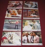 Ryan O'Neal SO FINE Mariangela Melato 8x Yugoslavian Lobby Cards - Foto's