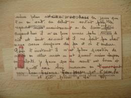 Guerre 39.45 Carte Franchise  Publicite  Marie Rose Contre Les Poux - Guerre De 1939-45