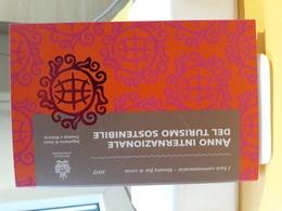 SAN MARINO 2017 EURO 2 FDC  TURISMO SOSTENIBILE - San Marino