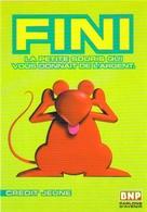 """Carte Postale """"Cart'Com"""" (1999) - BNP (banque) La Petite Souris Qui Vous Donnait De L'argent. - EURO RSCG - Publicité"""