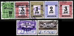 GERMANY, Hessen, Used, F/VF - Autres