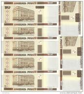 BIELORUSSIE 20 RUBLEI 2000 UNC P 24 ( 100 Billets ) - Belarus