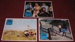 Sing Shen DA DU XIAO Jeanne Young - 3x Yugoslavian Lobby Cards - Foto's