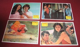 Sombat Matanee KILLER ELEPHANTS Alen Yen 4x Yugoslavian Lobby Cards - Photographs